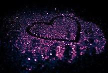 Violet, purple...