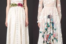Resort Style Bride / Lovely looks from the 2015 Resort collections which would be equally delightful for a modern bride.