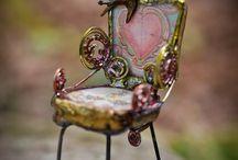 for fairy dwellings / by Jennifer Tough