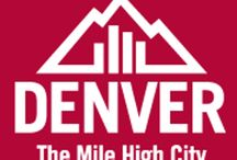 Denver, CO / So much going on in the Mile High city!
