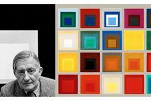 Josef Albers - Medios mínimos, efecto máximo