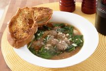 Soups, Stews and Chowders / Different Recipes for Soups, Stews and Chowders
