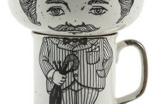 Fancy cups & mugs