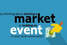 Market Startup Consulting / Looking to start a market or an event in your community? We can help.