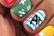 Cute Nails ;) / I love nail art... and you???? :D - Marie :3