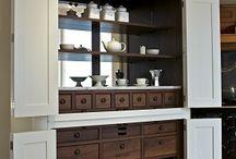 Design Ideas  |  Stylish Storage