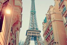 Travel: Paris Eiffel / by DiAnne Grieser
