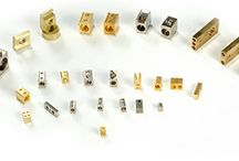 CONNECTORS /  We Manufacture, Export and supply High Precision Components all over INDIA, Europe, Middle-east, and Asian Countries. Our unit is located at Jamnagar (Gujarat), connected with all four logistics zones Sea, Airways, Railways and Roadways. We also specialize in manufacturing custom components as per custom specification and requirements. For any of your requirements go through our wide product range and send us your drawing if the same matches in respect to your product range.