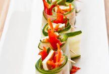 Raw sandwiches sallads n wraps