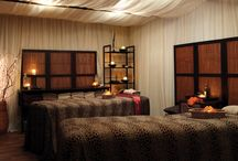 Spa decor / Is there anything more beautiful than a spa? Get inspired this spa decor.