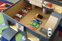 PARKING GARAGE (Handmade)