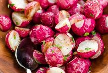 Radishes - Jersey Fresh / Recipes, tips and more using Jersey Fresh radishes!