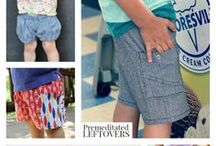 short patterns for kids