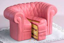 Sofa cakes