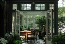 Porches / Because outdoor spaces expand our home.