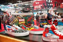 Marvel shoes / by Colleen Kahn