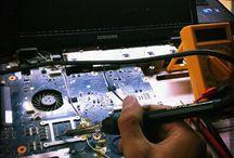 Riparazioni PC - Notebook - MAC / Assistenze tecniche hardware presso il nostro laboratorio