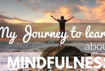 Mindfulness / All about mindfulness. Study mindfulness