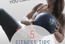 Health & Fitness / Getting fit & healthy! Healthy recipes, exercise tips, workout ideas, cute workout clothes & motivation!