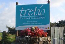 Tretio Caravan and Camping Park / Pictures of Tretio site