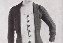 20-30's fashion