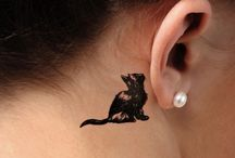 Cats Tattoo and Ideas