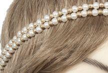 Haarband bling bling