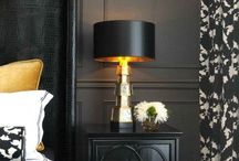 Lamp, Wall Decor, Furntiure for Style / Inspiration  / by Jimmy Webster