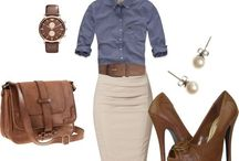 Look book sophisticated casual