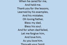 Prayer for your Father