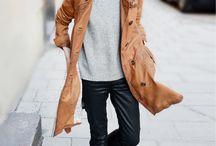 Trench coat looks - Inspiration
