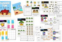 End of Year/ Summer Ideas / May. June and July Ideas. End of the school year awards, activities, and summer review.