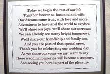 weddings / by Jaime Allred