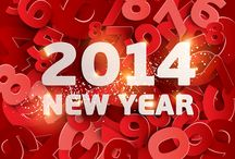 Happy New Year Cards 2014