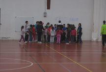 Xornada de Badminton en Trazo / Xornada de Badminton no Concello de Trazo
