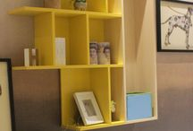 display cabinet/open shelf