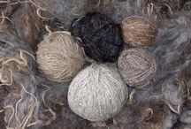 Spin, dye, weave ... / by Sue Hart