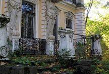 Datcha d'Alexandre II à Peterhof