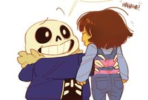 Undertale <3 / Do you wanna have a BAD TIME? :3