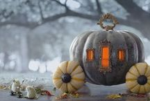 Halloween and Fall / by Katie @ Living With Littles