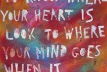 Words / by Jill Stark