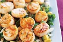Seafood recipes / by Iam TiggerToo