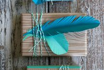 Gift Wrap / Amazing ideas for wrapping gifts. / by Stacey Mitchell