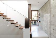 Moderne Und Stilvolle Haus Umfassung Die Umgebung