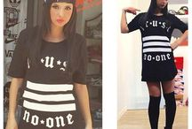 Girls in Love with Tee Nove! / Spring Summer 2015 Collection
