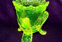 Uranium + Vaselline / Glass