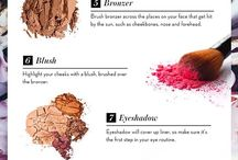 Make up steps