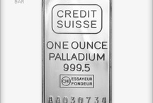 Palladium / by Capital Gold Group