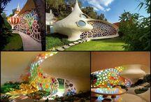 Strange Houses / Architetture bizzarre provenienti da tutto il mondo!