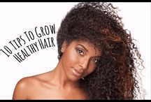 Tips and Care for Natural Hair